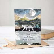 Mia Hague 'Beautiful Things' Card